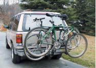 Bicycle Racks and Bike Carriers - Click Here